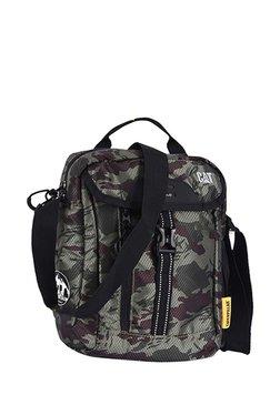 cc1d7621d52 CAT Urban Mountaineer Kilimanjaro Green Polyester Travel Bag