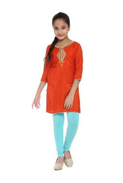 2d0d459c327482 Buy BIBA Girls Ethnic Wear - Upto 50% Off Online - TATA CLiQ