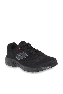 d8e8e993527 Lotto Run Pro Dark Grey Running Shoes