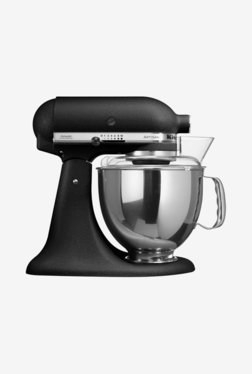 KitchenAid Artisan Design Tilt-Head 300W 1 Jar Stand Mixer Grinder (Imperial Black)