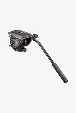 Manfrotto 500 Fluid Video Head with Flat Base (Black)