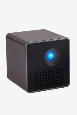 Merlin Wifi Cube Lite Portable Projector (Black)