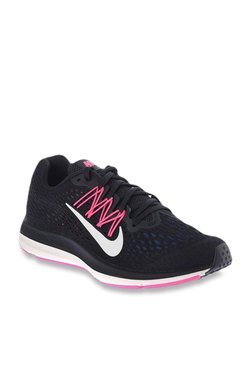 69fe3f9f9a2d Nike Zoom Winflow Black Running Shoes