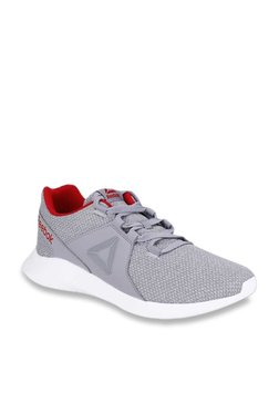 85cfbd335c1 Reebok Energylux Grey Running Shoes