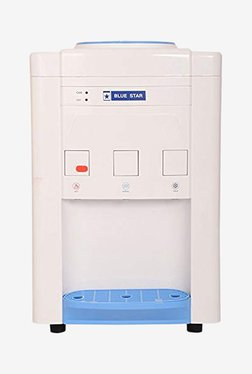 Blue Star BWD3TTEAA Table Top Water Dispenser (White)