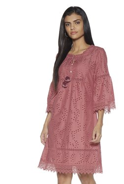 61c0b338b LOV by Westside Dull Pink Vera Dress With Chemise