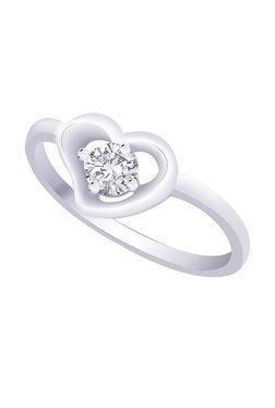 0c0f09a5c Silver Rings | Buy Silver Rings Online in India at Tata CliQ
