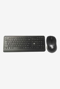 abfb52312 HP 3RQ75PA Wireless Keyboard and Mouse (Black)