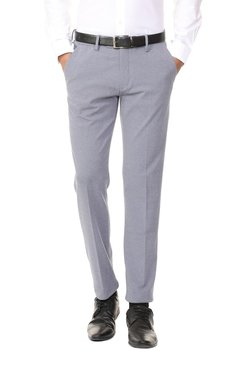 97fdfcdc90 Formal Trousers For Men | Buy Pants For Men Online In India At Tata CLiQ