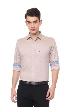 624f49f67b Buy Allen Solly Shirts - Upto 70% Off Online - TATA CLiQ