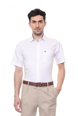 36f7a6b605878e Buy Allen Solly Shirts - Upto 70% Off Online - TATA CLiQ