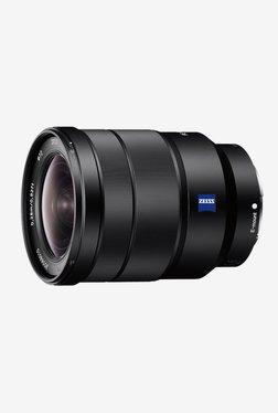 Sony SEL1635Z Vario-Tessar T Star FE 16-35 mm F4 ZA OSS Lens (Black)