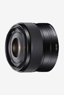 Sony SEL35F18 E 35 mm F1.8 OSS Lens (Black)