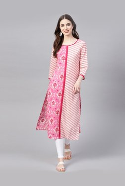 c314bf6938 Buy Jaipur Kurti Ethnic Wear - Upto 70% Off Online - TATA CLiQ