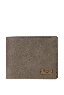 e4c8490a7fa Baggit Gw Jeep Y G Z Forest Brown Casual Bi-Fold Wallet for Men
