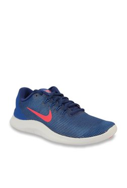 wholesale dealer 46475 da595 Nike Flex Rn 2018 Blue Running Shoes men