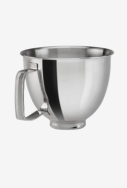 KitchenAid KSM35SSFP 3.5 Quart Bowl with Handle (Silver)
