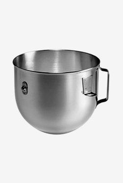 KitchenAid K5ASBP 4.8 L Bowl with Flat Handle (Silver)