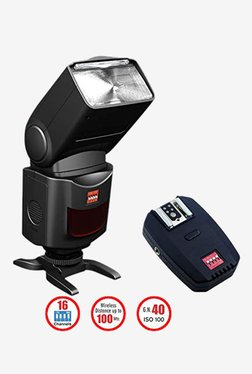 Digitek Speedlite DFL-077 Wireless Flash Trigger (Black)