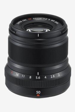 Fujifilm XF50mm F2 R WR Lens (Black)