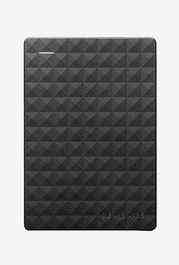 Seagate Expansion Portable 500GB External Hard Disk Drive (Black)