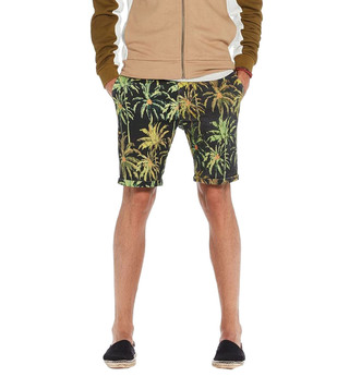 Scotch & Soda Multicolor Printed Classic Chino Shorts