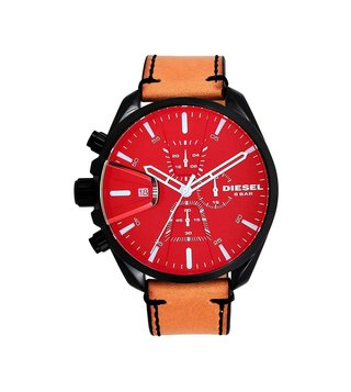 Diesel DZ4471I Red Analog Watch For Men
