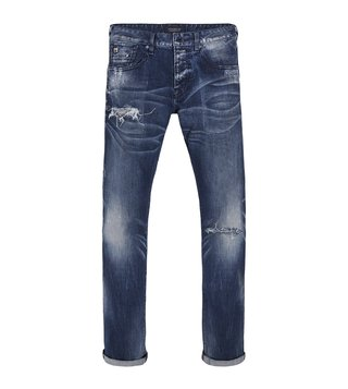 Scotch & Soda Dark Blue Ralston Flying Dutchman Jeans