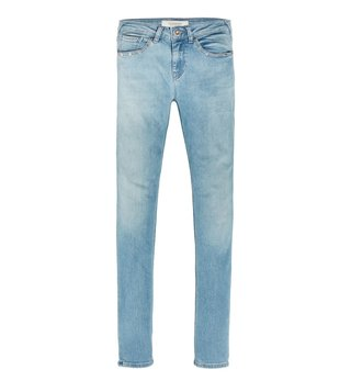 Scotch & Soda Blue La Bohemienne Mid Rise Jeans