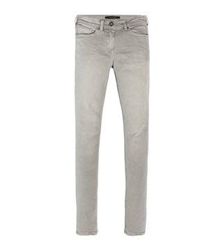 Scotch & Soda Sea Grey La Bohemienne Mid Rise Jeans