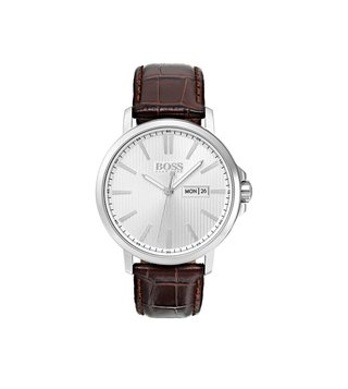 Hugo Boss 1513532 White Analog Watch For Men