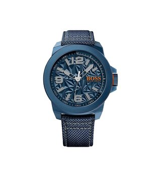 Hugo Boss 1513353 Blue Analog Watch For Men
