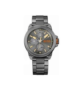 Hugo Boss 1513319 Grey Analog Watch For Men