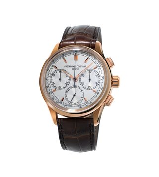Frederique Constant FC-760V4H4 Silver Analog Watch For Men
