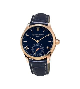 Frederique Constant FC-285N5B4 Blue Analog Watch For Men