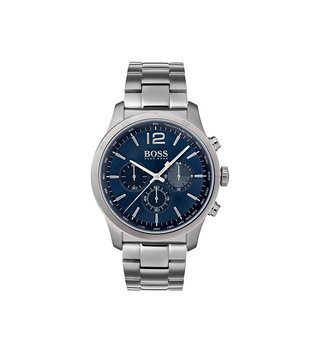 Hugo Boss 1513527 Blue Analog Watch For Men