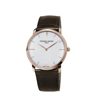 Frederique Constant FC-200V5S34 Silver Analog Watch For Men