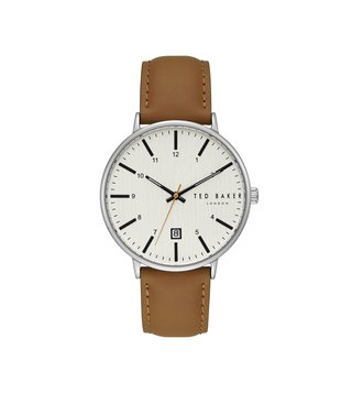 Ted Baker Silver Harris TE50080001 Watch For Men