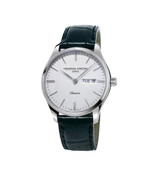 Frederique Constant FC-225ST5B6 Silver Analog Watch For Men