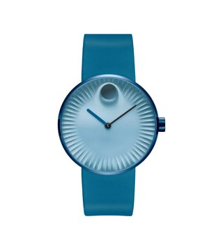 Movado 3680042 Blue Analog Watch For Men
