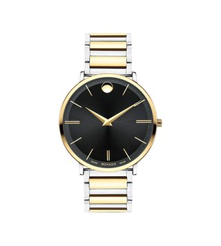 Movado 607169 Black Analog Watch For Men