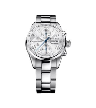 Louis Erard 78102AA01.BMA22 Silver Analog Watch For Men