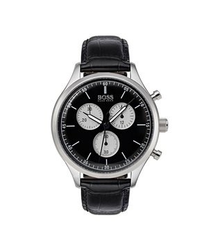 Hugo Boss 1513543 Black Analog Watch For Men