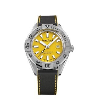 Louis Erard 69107AA08.BVD58 Yellow Analog Watch For Men