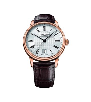 Louis Erard 69266PR21.BRC80 Silver Analog Watch For Men