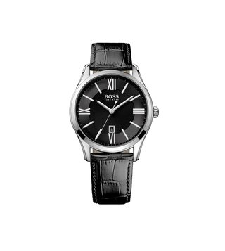 Hugo Boss 1513022 Black Analog Watch For Men