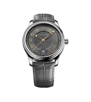 Louis Erard 69267AA03.BDC02 Black Analog Watch For Men