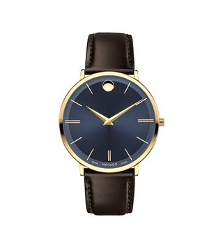 Movado 607088 Blue Analog Watch For Men