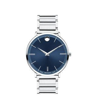 Movado 607168 Blue Analog Watch For Men
