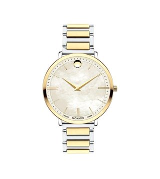 Movado 607171 Multicolor Analog Watch For Women